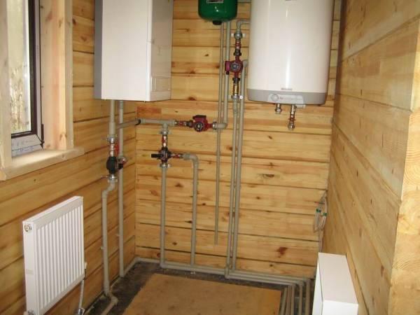 Котлы газовые отопления дома настенные купить