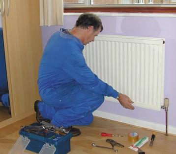Отопление в доме с итп